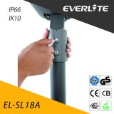 Luz de rua energy-saving do diodo emissor de luz 80W de Everlite com IP66 Ik08
