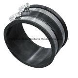 Les colliers de flexible du raccord de réparation d'Accouplement flexible en caoutchouc