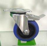 Difficulté en caoutchouc élastique bleue lourde de biens et de qualité/avec la chasse de frein de l'usine chinoise