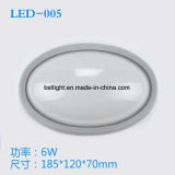 6 Вт Светодиодные потолочные лампы из алюминия