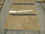 平板または壁または床タイルのためのMocaまたはジュラの磨かれたか砥石で研がれたベージュか白いベージュ石灰岩