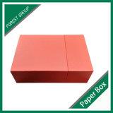 Boîte en carton magnétique d'approvisionnement d'usine avec le guichet d'Ovc