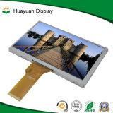 7 van de duim de Vertoning van Lvds TFT LCD van de 1024X600- Resolutie