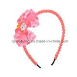 Смычок Hairband тесемки Grosgrain вспомогательного оборудования волос цветка способа малышей