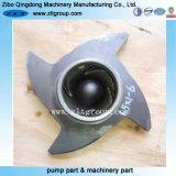 Ventola della pompa di Durco in acciaio inossidabile dal pezzo fuso di investimento in Cina
