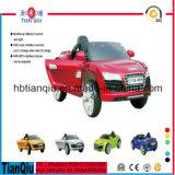 Niños juguete bebé oscilación coche con reproductor de MP3 niños eléctrico paseo en el coche de juguete