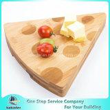 Controsoffitto di bambù della scheda della cucina della scheda di taglio della scheda di bambù del formaggio del triangolo