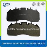 Les pièces automobiles ECE R90 Les plaquettes de frein du chariot en fonte et les accessoires pour Renault