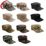 100% algodão Exército Promoção Hat Camouflage Pac