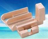 Edelstahl-Blech, kundenspezifisches Blech, welches Teil-das Aluminiumstahlmetallstempeln stempelt