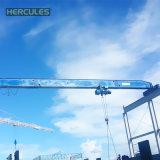構築機械装置の磁気単一のガード橋クレーン