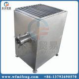Elevadores eléctricos de alimentação de fábrica moedor de carne congelada