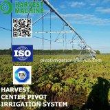 農業の潅漑のための水車輪の用水系統