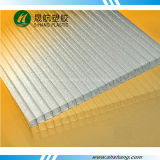 Decoration를 위한 찬란한 Polycarbonate Hollow Plastic Sheet