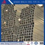 Tubo d'acciaio quadrato galvanizzato tuffato caldo per costruzione