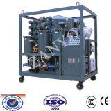 Unità utilizzata mobile del purificatore di petrolio di refrigerazione Zyt-50