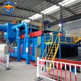 La ligne de production de prétraitement de la plaque en acier