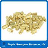 DIN6334 Écrou hexagonal à laiton long ou en laiton