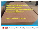 El contrachapado marino Bintangor 3mm 4mm, Okoume para muebles de madera contrachapada, Comercial láminas de madera contrachapada de 18mm
