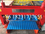 Dxの鋼鉄屋根シート機械