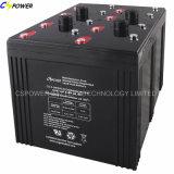 2V1000ah de diepe Goedgekeurde Cellen van de Batterij van het Gel van de Cyclus Zonne2V met CEI van Ce ISO van het Leven 20years