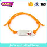 Веревочки кожи логоса безграничности Fasihon браслет шарма изготовленный на заказ удачливейший сексуальный