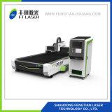 800W gravura a laser de fibra de metal CNC 3015