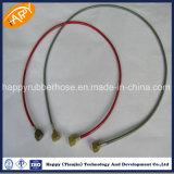 Tubo flessibile di gomma Braided della resina del nylon industriale di SAE100 R7/R8