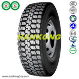 Tous les pneus radiaux de l'acier TBR de pneus de camion de pneu