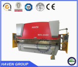 WC67O/K 63T/3200 Série(CNC) de la plaque hydraulique plieuse