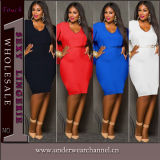 Atacado Vestidos Sexy Sexy Shoulder Girls (TLL2505)
