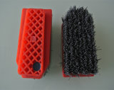 Polishing Granite 또는 대리석 Diamond Floor Cleaning Polishing Brushes를 위한 Fickert Strong Steel Wire Brushes