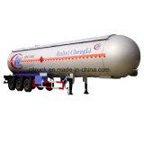 Do LPG do gás do reboque 60 de Cbm LPG do tanque reboque de Nigéria ASME dos reboques Semi Semi