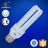 品質大きい3u T4 15W E27の省エネの電球