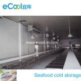 Boîtier évaporateur industrielle refroidisseur pour salle de stockage à froid