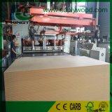 MDF, E2 el pegamento, de 15 mm de espesor de papel para muebles de melamina laminado