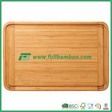 Het grote Vierkante Plantaardige Fruit van het Bamboe en de Scherpe Raad van het Vlees