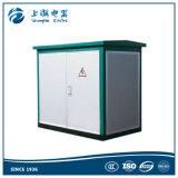 sottostazione compatta prefabbricata del chiosco dei trasformatori di 15kv 315kVA