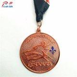 Подгонянное медаль металла формы женщин для сувенира