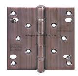 AC終わりのステンレス鋼の機密保護の木のドアヒンジ(3555-2BB)