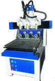 3030 ranurador de madera del CNC del eje de la espuma de poliestireno 4, ranurador de madera del CNC para el grabado de madera