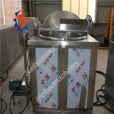 Menton nigérien de menton de l'acier inoxydable 304 faisant frire la machine