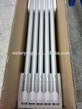 48 pulgadas T8 24 luces lineares del tubo de la UL los 4FT LED de los tubos 22W de la hora solar LED del vatio