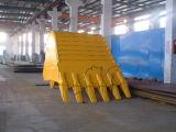 Garra da máquina escavadora da cubeta do estripador para a cubeta de lama de KOMATSU Hitachi Caterplillar Hyundai