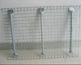SGSおよびISOの証明書とのパレットラッキングのための電流を通されたワイヤーデッキのエクスポート