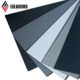 Mouse PVDF metallico grigio che ricopre il rivestimento esterno dell'alluminio della decorazione