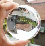 Подгонянный ясный шарик 3D выгравированный лазером кристаллический