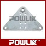 DB horquilla ajustable de enlace de la placa de montaje