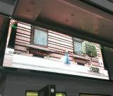 ビデオスクリーンを広告するP16通りの道サイドLED表示