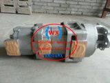 Hot~Japon BULLDOZER KOMATSU MOTEUR S6D170 Pompe hydraulique à engrenage : 705-58-44050 (D375A-3. D375A-5, 705-52-40100.705-32-43240.705-32-37430)